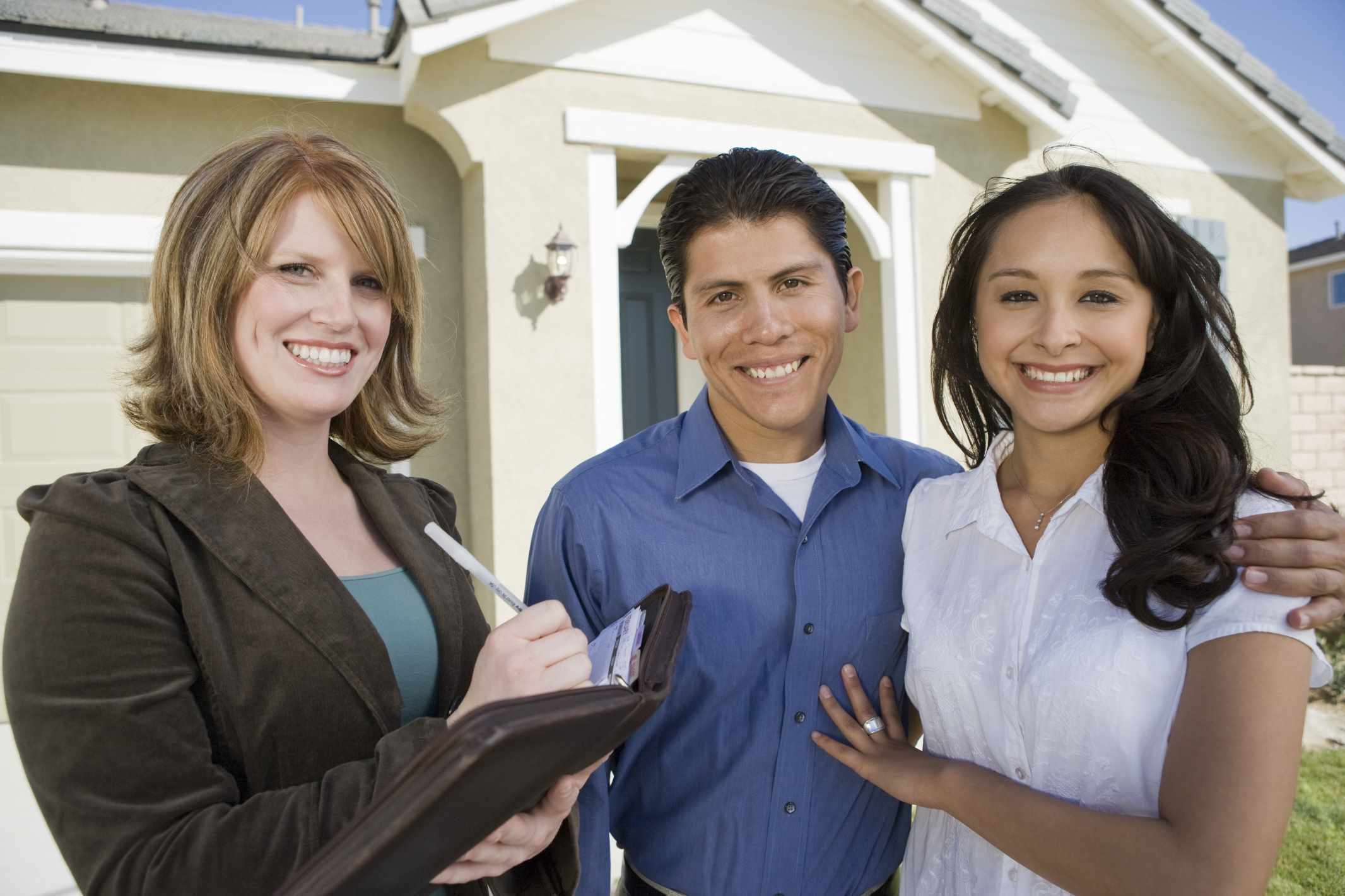 Be an informed house buyer and learn for yourself where you stand financially.