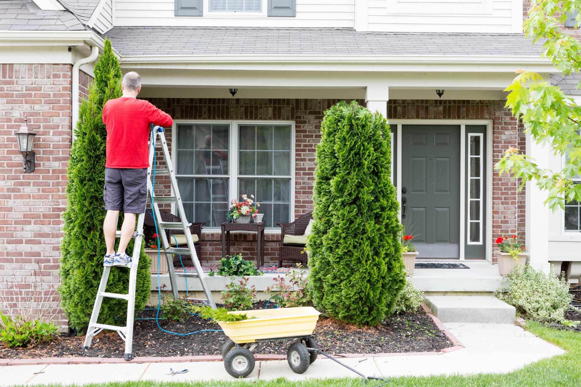 House Maintenance Tips Maintenance and Upkeep of the Exterior of Your Home