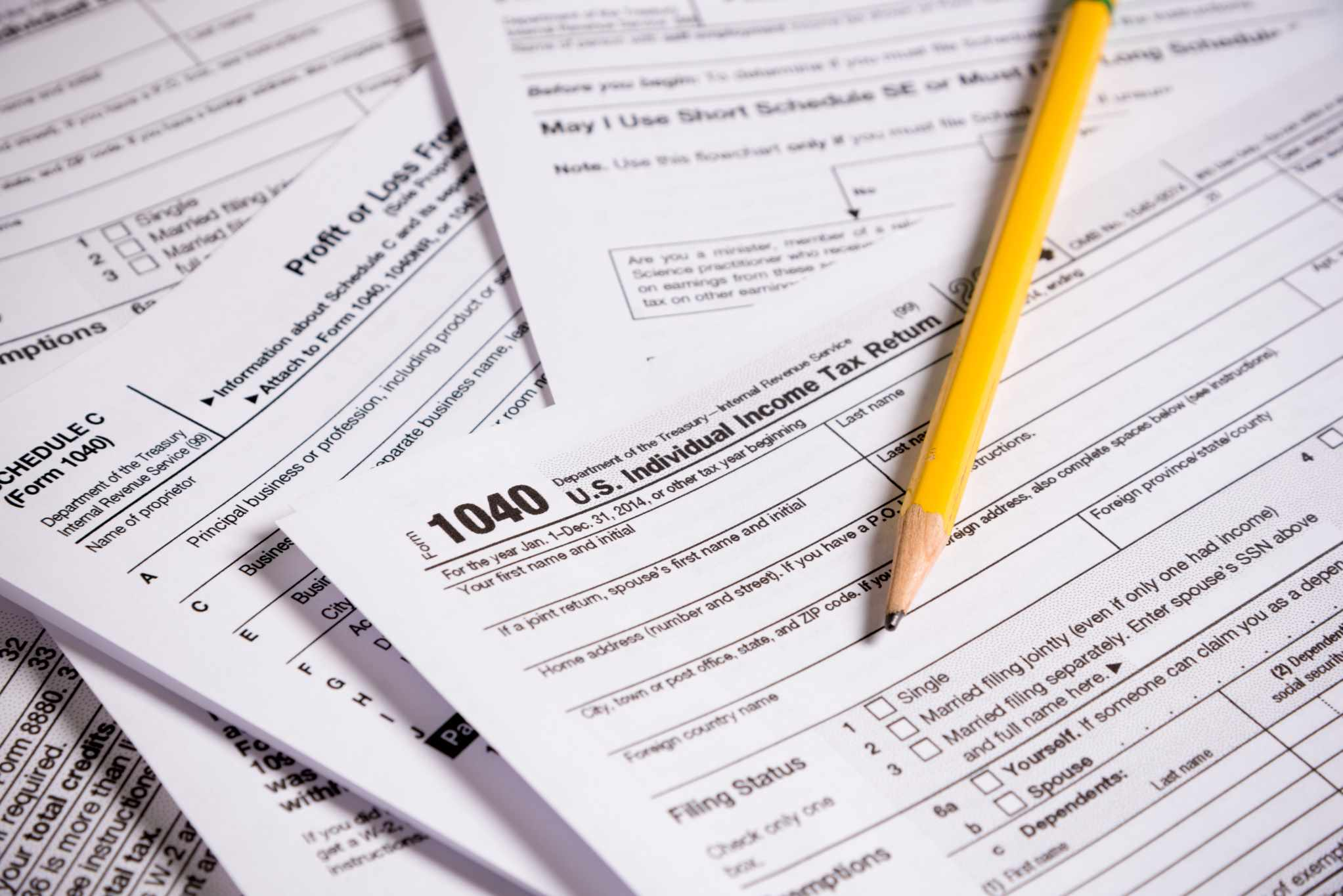 how to organize your tax records